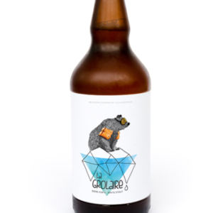 biere grolaire white stout chasse-pinte
