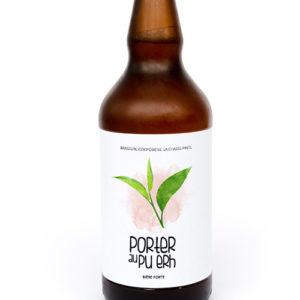 bière noire porter pu-erh microbrasserie la chasse-pinte
